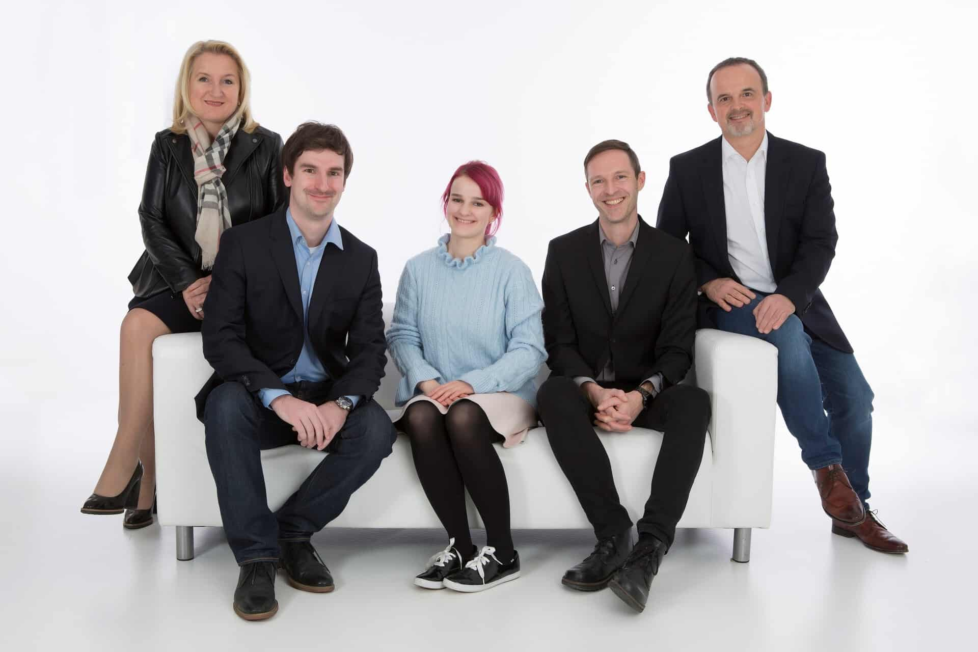Über uns: Das Rubicom Team - Agentur Rubicom