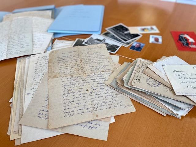 Briefe Kerschhaggl