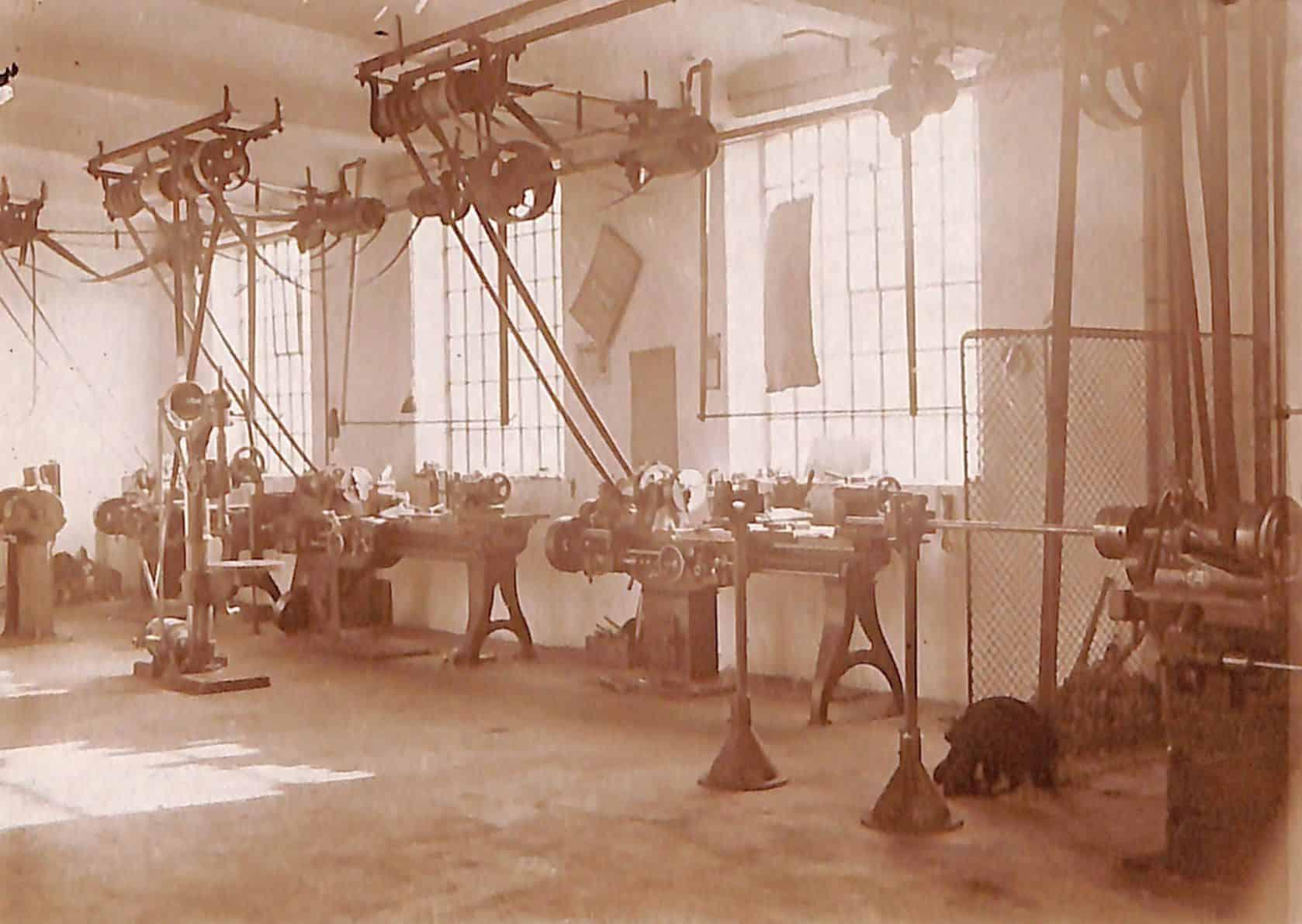 Werkstätte 1930er-Jahre
