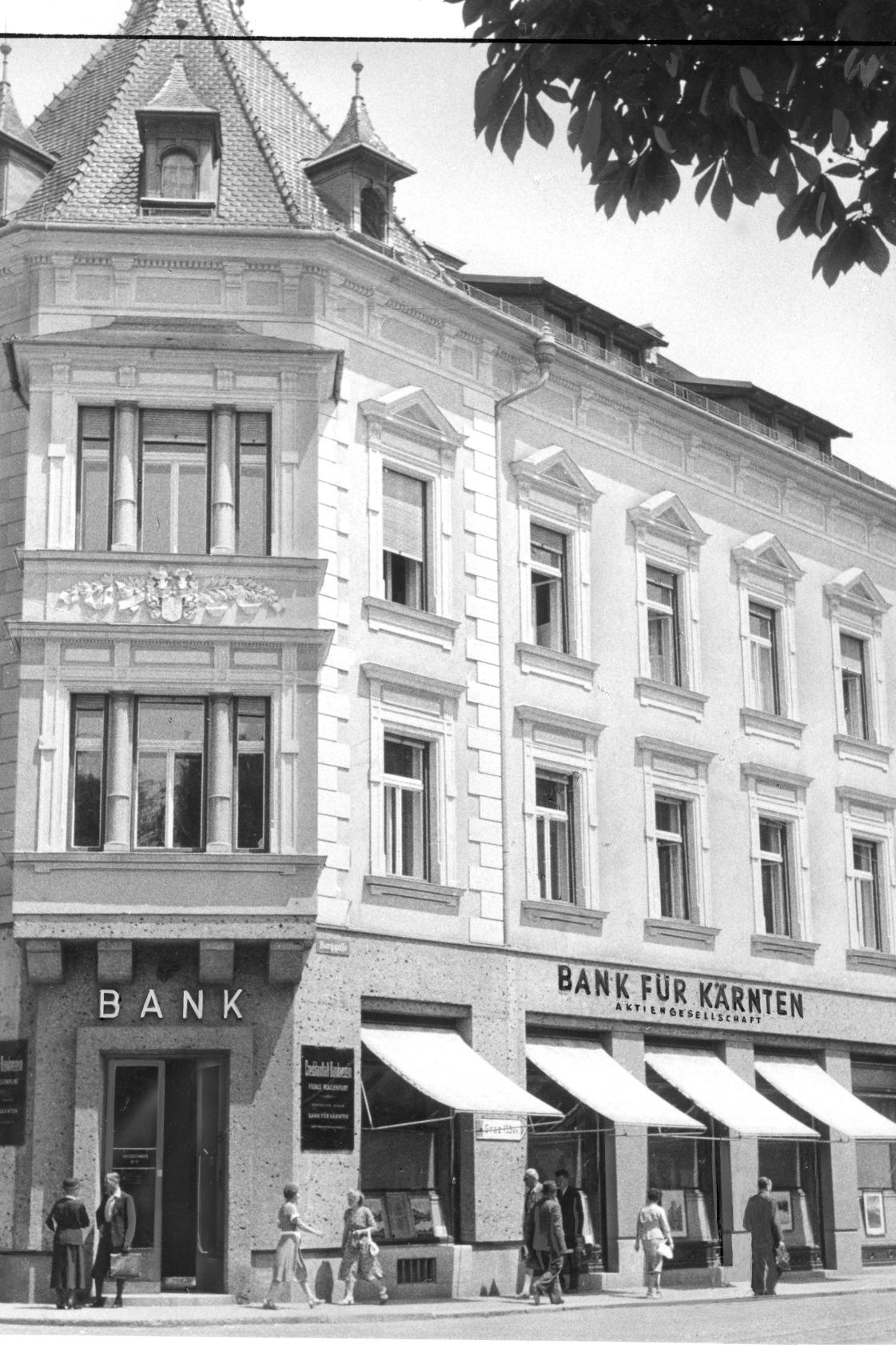 BfK Klagenfurt, 1940er